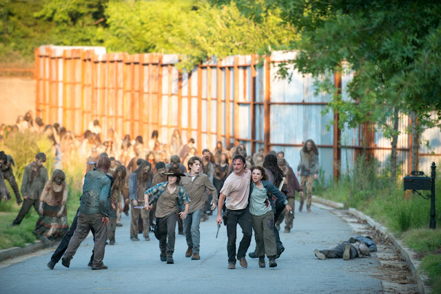 The Walking Dead S06E08: Start to Finish (2015)
