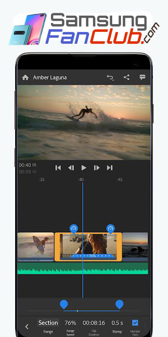 Top 10 Best Professional Video Editor Apps for Android Samsung Galaxy S10+ & Note10+