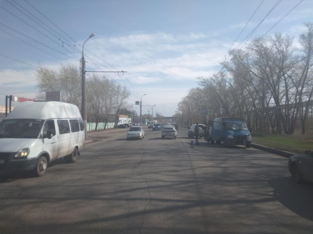 На пешеходном переходе в Башкирии погиб пенсионер