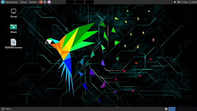 Parrot Ethical Hacking OS