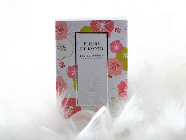 avis Fleurs de Kyoto de ID Parfums, blog parfum, blog bougie, blog beauté