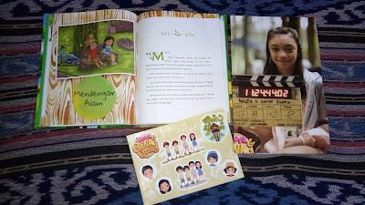 Novel anak Naura & Genk Juara - Veronica Widyastuti
