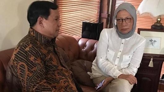 Pakar Sebut Kasus Ratna Akan Terus Bayangi Prabowo