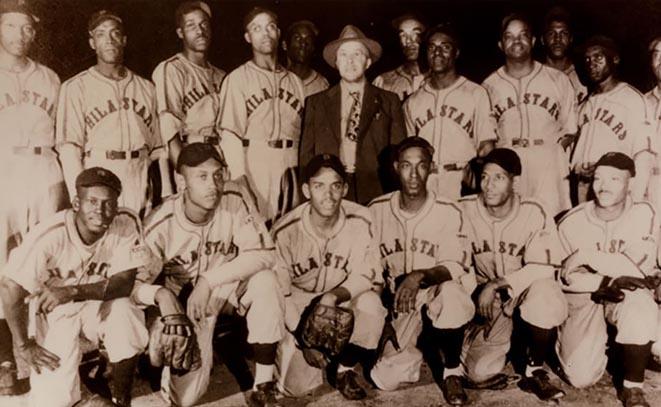 Philadelphia Stars of the Negro League