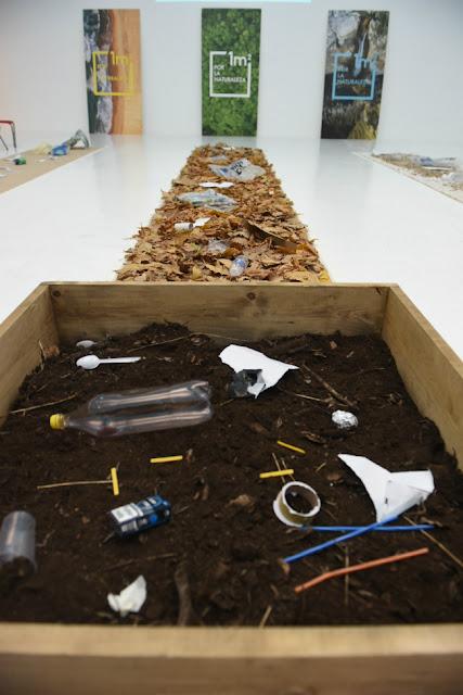 metro cuadrado basura