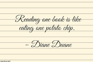 funny quote about reading