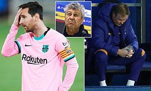 Pelatih Dynamo Kiev Anggap Remeh Barcelona