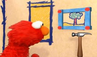 Elmo's World Building Things Elmo's Question