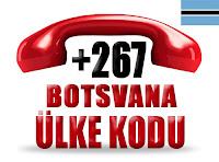+267 Botsvana ülke telefon kodu