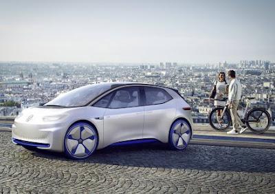 Moia, la nueva marca de Volkswagen