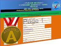 Aplikasi Penilaian Akreditasi Sekolah Terbaru