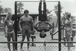 Arnold Schwarzenegger humping and pumping quotes