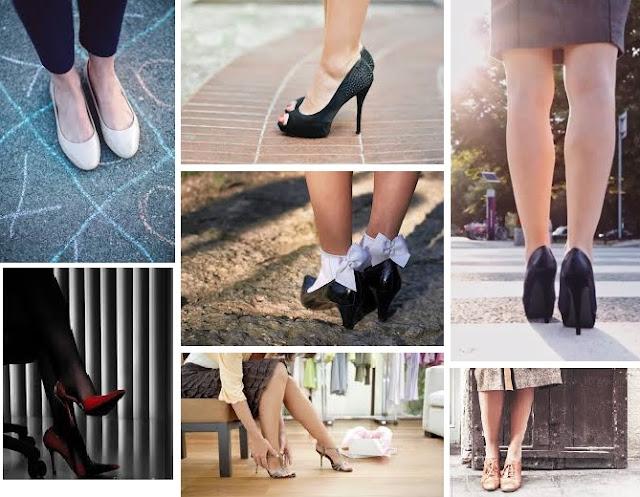 Le donne possono essere giudicate dalle scarpe che indossano, secondo lo studio