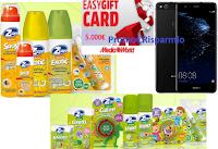 Logo Gioca e vinci 183 Smartphone Huawei P10 LITE e Gift Card Mediaworld da 5.000€!