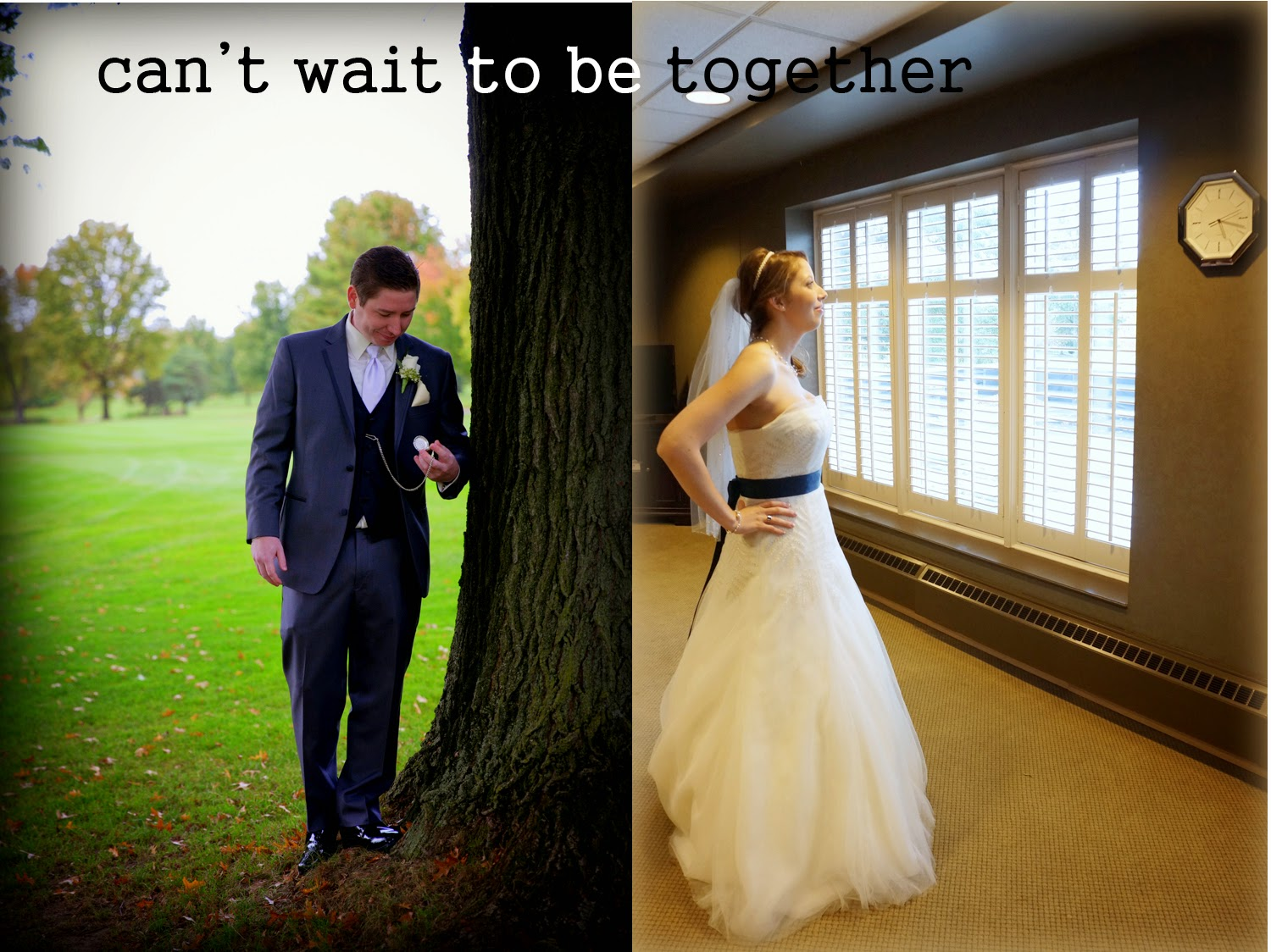 can't wait to be together