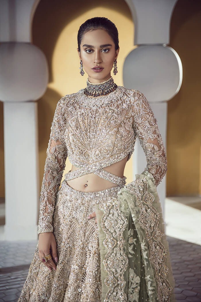 Suffuse by Sana Yasir Bridal Gown