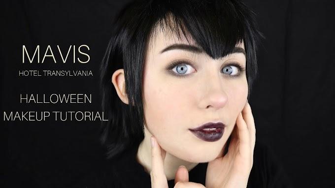 Tutorial de maquillaje de Mavis de Hotel Transilvania
