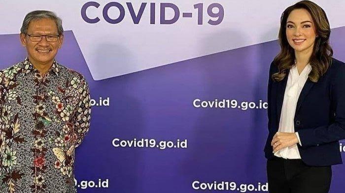 Dokter Reisa Resmi Gabung Tim Komunikasi Gugus Tugas Covid-19