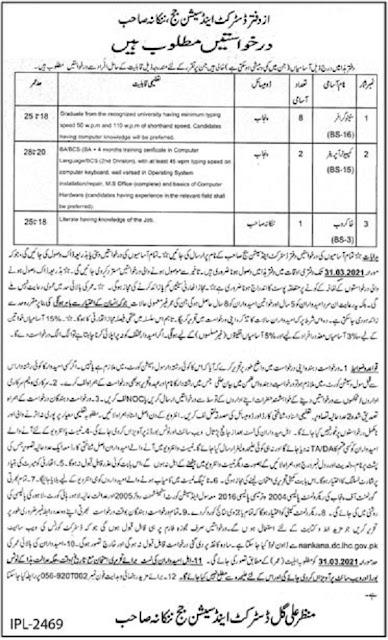 district-session-courts-nankana-sahib-jobs-2021