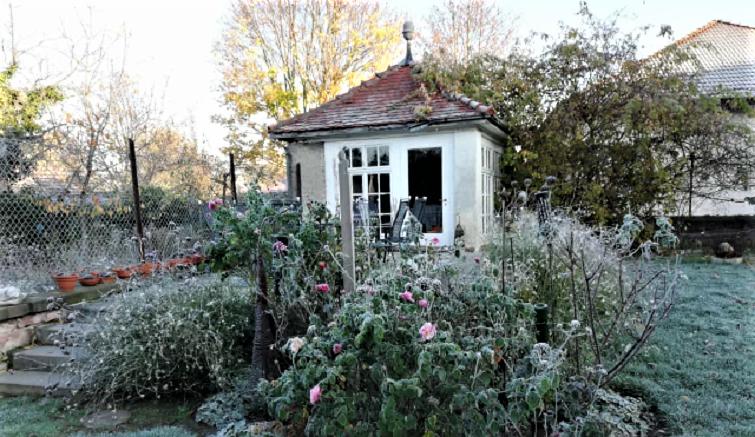 Winterzeit im Garten