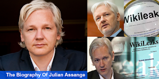 The Biography Of Julian Assange. Founder of Wikileaks.com