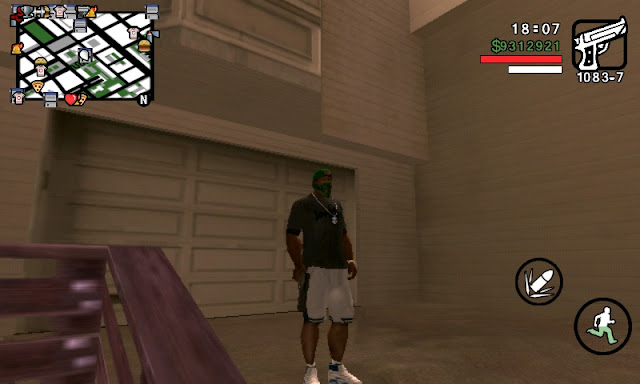 All Places Show in Mini Map Mod Android Download from gtaam