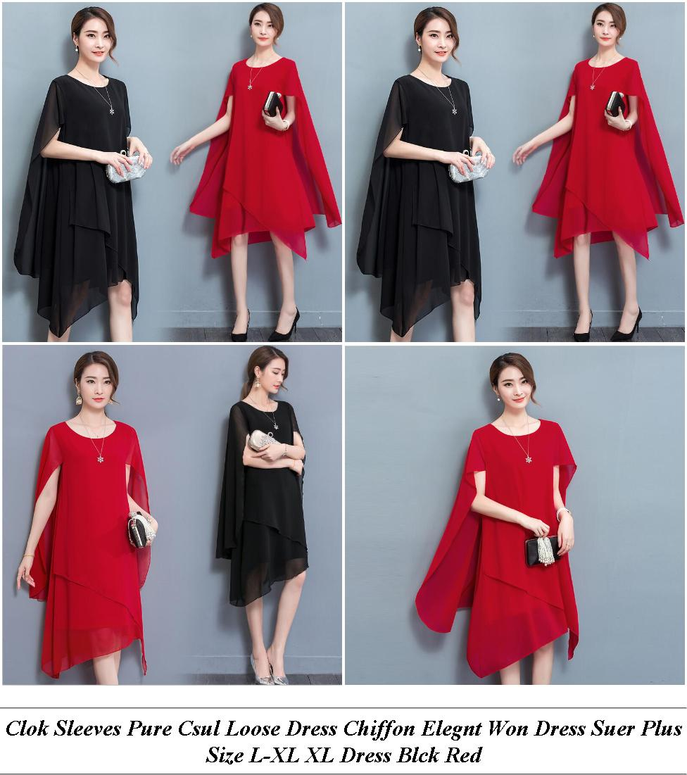 Petite Dresses - Upcoming Online Sale - Red Prom Dress - Cheap Clothes Uk