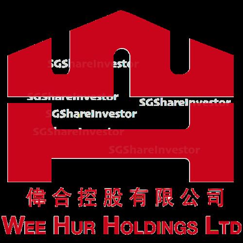 WEE HUR HOLDINGS LTD. (E3B.SI) @ SG investors.io