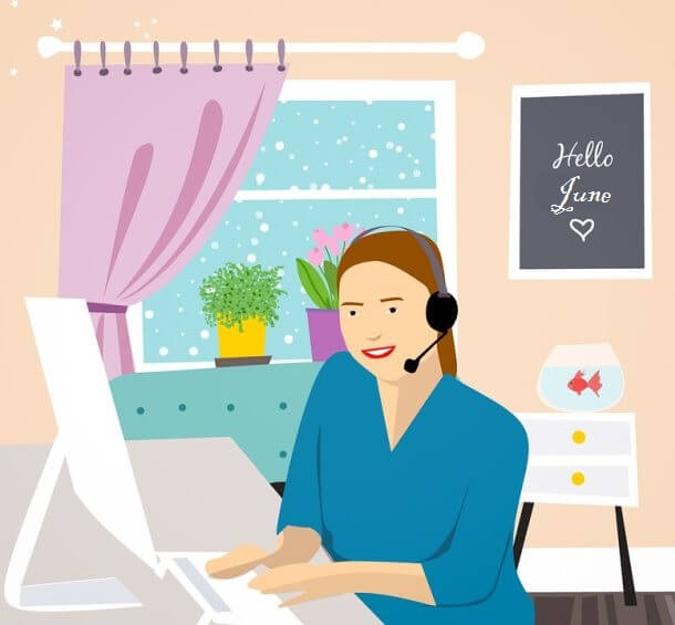Some Importants Tips to make working from home easy [WFH-2021]