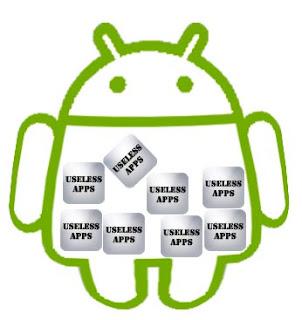 Remove/Uninstall aplikasi system Android yang tidak bisa dihapus