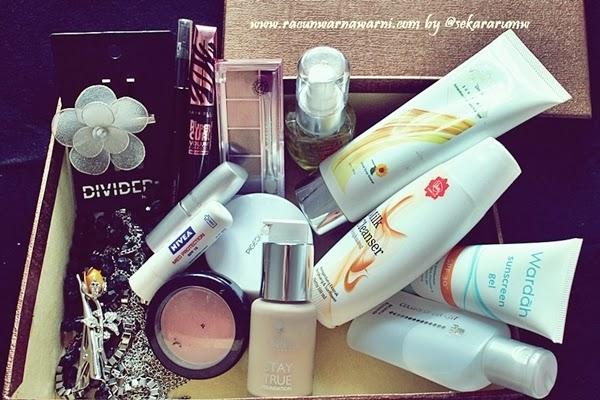 Cara Menyimpan Make Up