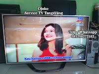 servis tv karawaci