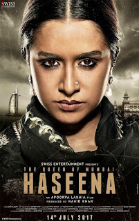 Haseena Parkar (2017) Hindi 720p HDRip