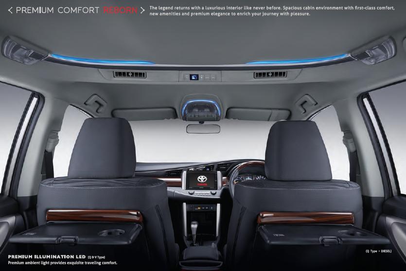 All New Kijang Innova Diesel Vs Bensin Grand Avanza Mitsubishi Xpander Perbedaan Lama Dengan 2015 Audio Unit Sudah Dilengkapi Beberapa Fitur Cangih Dan Terbaru Diantaranya Adalah Miracast Hmi Dimana Kedua Ini