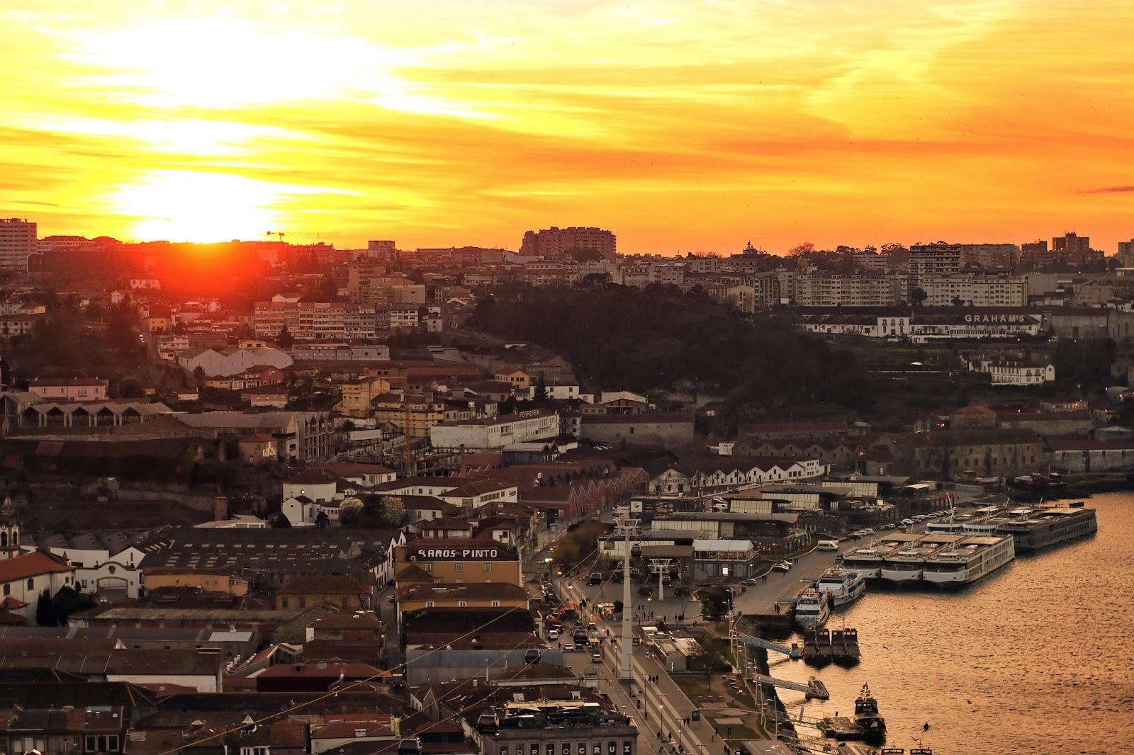 atrakcje porto zwiedzanie widok