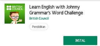 apliaksi android untuk belajar bahasa inggris terbaik