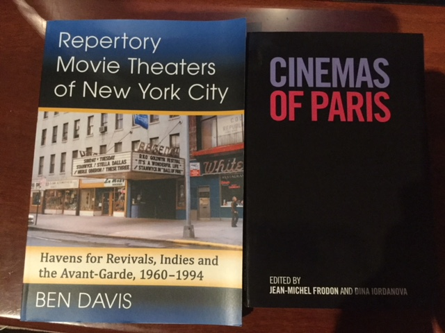 Cinemas Of Paris Edited By Jean Michel Frodon And Dina Iordanova Appeared In 2016 Looks At Many Aspects Cinema Attendances