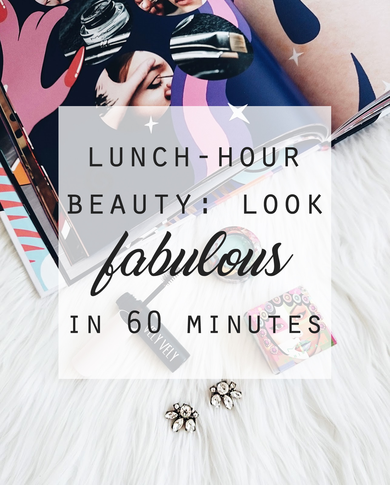 lunch-hour beauty