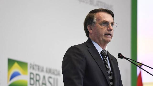 Bolsonaro publica en Twitter que 3 empresas multinacionales cerrarán sus plantas en Argentina, luego lo desmienten y borra su tuit