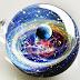 Amazing Space Glass Jewelry by Satoshi Tomizu