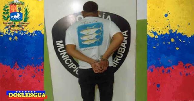 Detenido en Punto Fijo por usar a tres mujeres como saco de boxeo