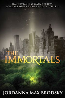 Interview with Jordanna Max Brodsky, author of The Immortals