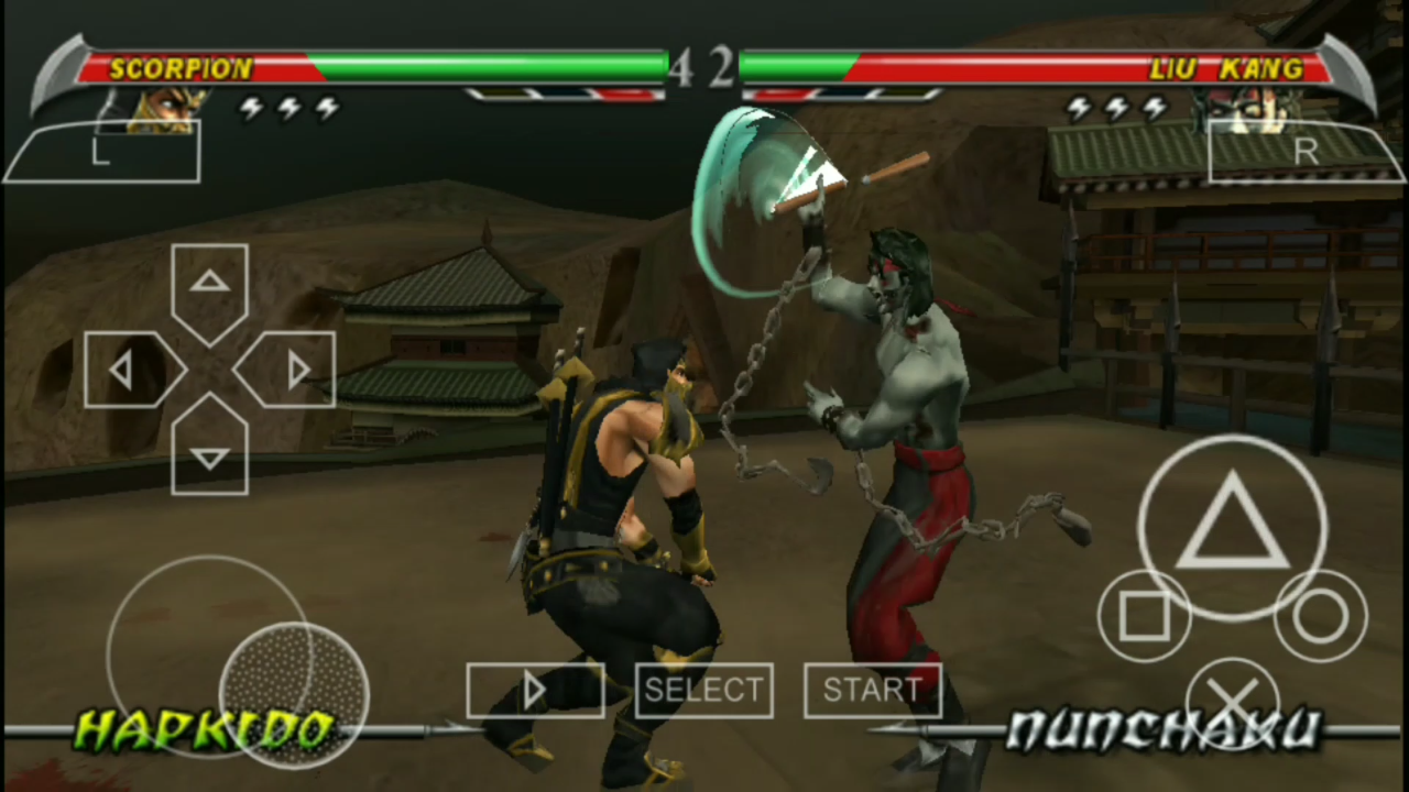 300 Mb] Mortal Kombat Unchained Highly Compressed For
