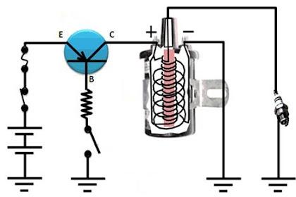Mengenal Sistem Pengapian Elektronik Tipe Transistor