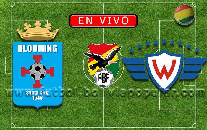 【En Vivo】Blooming vs. Wilstermann - Torneo Apertura 2019