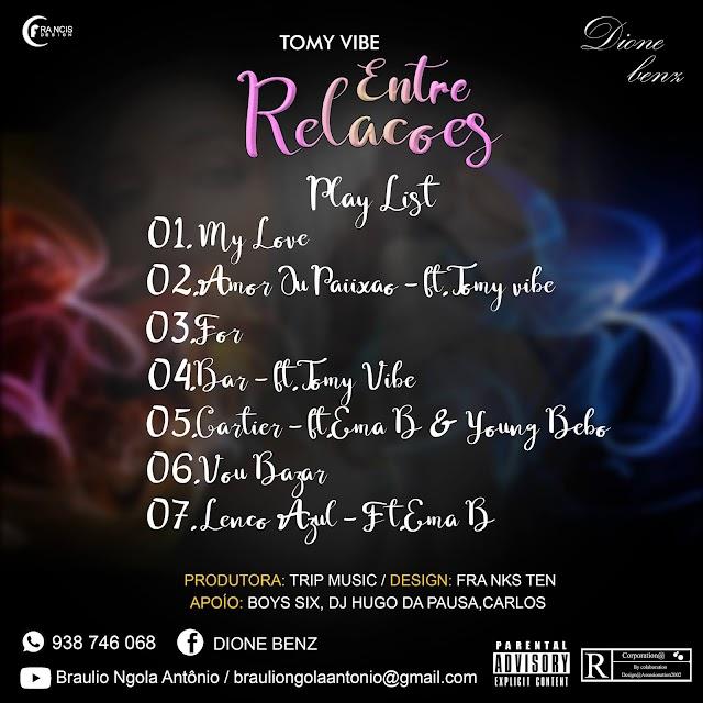DIONE BENZ - ENTRE RELAÇOES - (EP) DOWNLOAD MP3 .2020