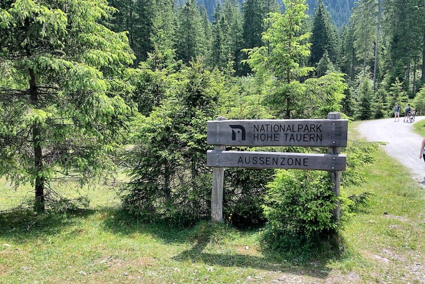 Nationalpark Krimmler Wasserfälle