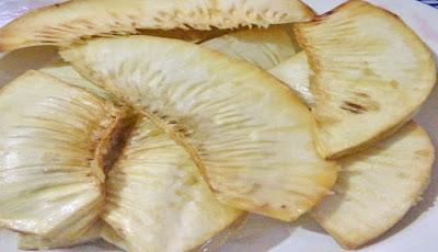 buah sukun,goreng sukun