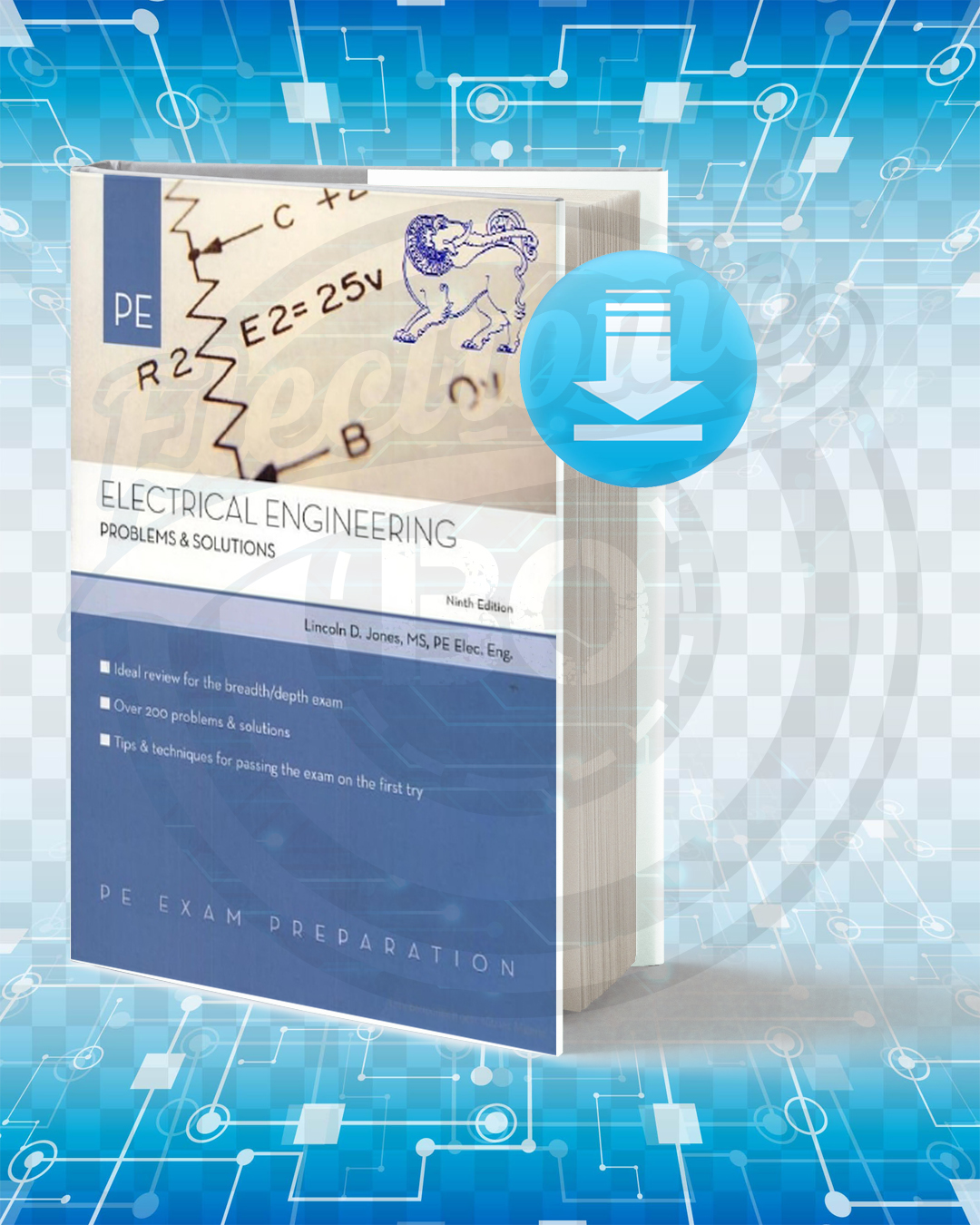 electrical engineering problems  solutions  electronic bo