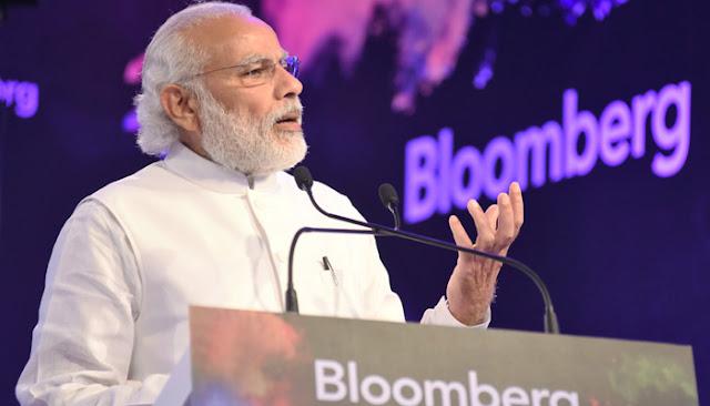 प्रधानमंत्री ने कहा कि आर्थिक क्षेत्र में भारत की सफलता सरकार की राजकोषीय समझदारी